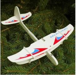 Самолет-планер с моторчиком