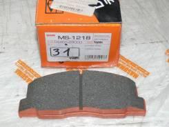 Тормозные колодки Toyota PF1218=1327 PF1218, NP1096, PF1327, GDB313