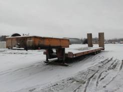 Спецприцеп. Продам Трал 55 тонн, 55 000кг.
