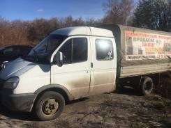 ГАЗ ГАЗель Фермер. Продаётся грузовик Газель фермер, 2 500куб. см., 1 500кг., 4x2