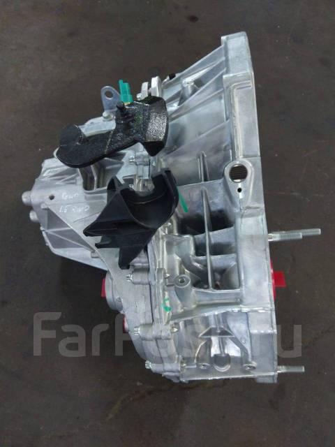 Новая МКПП 4WD Renault Duster 1.5D