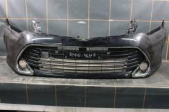 Бампер передний - Toyota Camry V55 (2014-17гг)