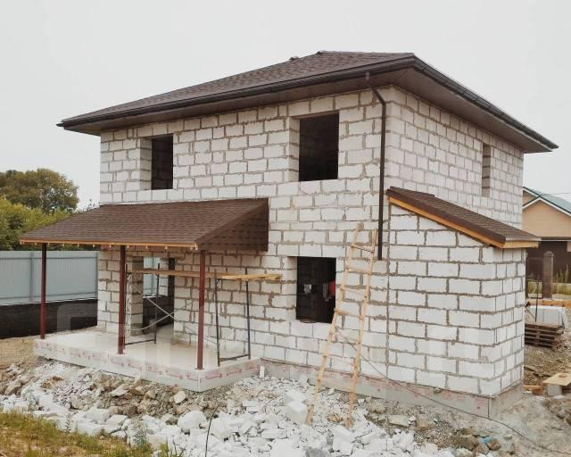 Строительство домов из газобетона, терех. блока, теплоблока
