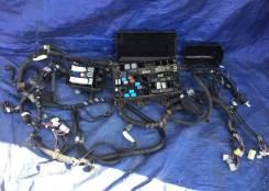 Высоковольтные провода. Toyota Tundra, USK51, USK57, USK56, USK52 Двигатель 3URFE