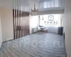 2-комнатная, улица Луговая 76. Баляева, проверенное агентство, 55кв.м.