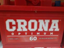 Crona. 60А.ч., Прямая (правое), производство Россия