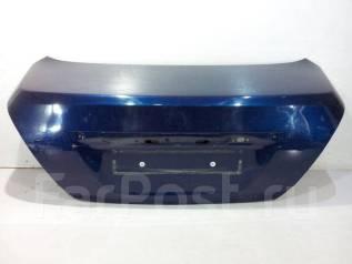 Крышка багажника. Nissan Tiida, SC11X Двигатели: HR16DE, K9K, MR18DE