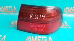 Стоп-сигнал. Nissan Sentra, B14 Nissan Lucino, B14, EB14, FB14, FNB14, HB14, SB14, SNB14 Nissan Sunny, B14, EB14, FB14, FNB14, HB14, SB14, SNB14 Двига...