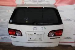 Дверь багажника. Toyota Caldina, AT211, AT211G, CT216, CT216G, ST210, ST210G, ST215, ST215G, ST215W Двигатели: 3CTE, 3SFE, 3SGE, 3SGTE, 7AFE