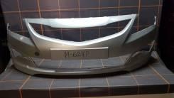 Hyndai Solaris - Бампер передний