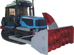 Агромаш 90ТГ. Снегоочиститель СШР–2,6М НА Агромаш-90ТГ, В рассрочку