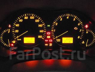 Спидометр. Toyota Avensis, AZT250, AZT250L, AZT250W Двигатель 1AZFSE