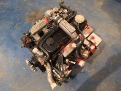 Двигатель на Nissan TD 27 (турбо) в разбор