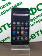Meizu MX5. Б/у, 16 Гб, Серый, 4G LTE, Dual-SIM