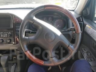 Руль. Mitsubishi Pajero, V63W, V65W, V68W, V73W, V75W, V78W Двигатели: 4M41, 6G72, 6G74