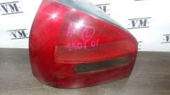 Стоп-сигнал. Audi S3, 8L1 Audi A3, 8L1 Двигатели: AAD, AEH, AGN, AGR, AGU, AHF, AHL, AJM, AJP, AJQ, AKL, ALH, AMK, APF, APG, APP, APY, AQA, ARX, ARY...