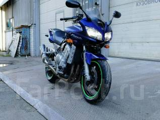 Yamaha FZS 1000. 10 000куб. см., исправен, птс, с пробегом