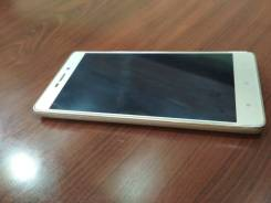 Xiaomi Redmi 3S. Б/у, 16 Гб, Золотой, 3G, 4G LTE, Dual-SIM