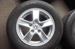 "Honda. 6.0x15"", 5x114.30, ET55, ЦО 64,1мм."