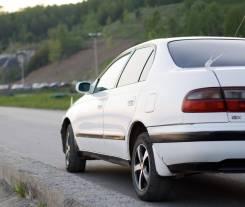 Toyota Corona. Без водителя