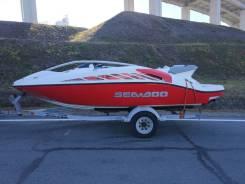 BRP Sea-Doo Speedster. 2005 год год, длина 6,02м., двигатель стационарный, 370,00л.с., бензин