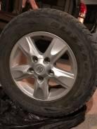 "Продам колёса на лэнд крузер. x18"" 5x150.00"