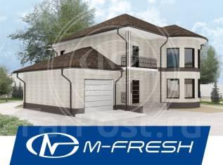 M-fresh Orion (Готовый качественный проект каменного дома для Вас! ). 300-400 кв. м., 2 этажа, 5 комнат, бетон