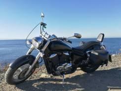 Honda Shadow 400. 400куб. см., исправен, птс, с пробегом