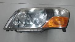 Фара (передняя) Mitsubishi Pajero 2000-2006, левая