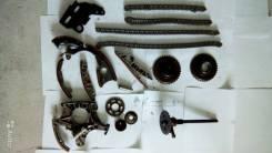 Башмак натяжителя. Volkswagen Touareg, 7L6, 7LA, 7P5, 7P6 Volkswagen Phaeton, 3D1, 3D2, 3D3, 3D4, 3D6, 3D7, 3D8, 3D9 Audi: A6 allroad quattro, Q5, S6...