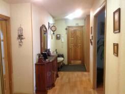 4-комнатная, улица Хабаровская 33. Железнодорожный, частное лицо, 77кв.м.