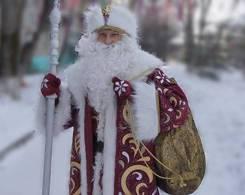 Игры с Дедом Морозом и Снегурочкой для групп детей