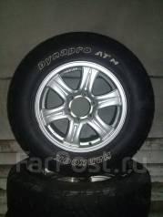 """Продам колёса на дисках. x17"""" 6x139.70"""