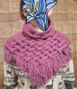 Шапка и шарф. 55, 58