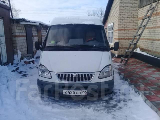 ГАЗ 2752. Продам Газ 2752 Соболь в Волчихе, 2 285куб. см., 2 800кг., 4x2