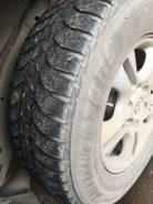 Bridgestone. Зимние, шипованные, 2008 год, 30%, 4 шт