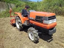 Kubota. Японский мини-трактор GL21, 21 л.с.