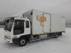 Isuzu Forward. Грузовой фургон , 2005 г. в. 33 м3, 5 000кг., 4x2