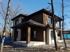Продам Новый дом 160 кв Восточный проспект. Улица Восточная 2-я 28, р-н Весенняя, площадь дома 160кв.м., скважина, электричество 15 кВт, отопление э...