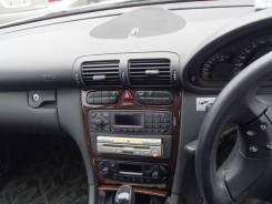 Блок управления климат-контролем. Mercedes-Benz C-Class, CL203, S203, W203 Двигатели: M112E26, M112E32, M111E20EVO, M111E20EVOML, M111E23EVOML, M271KE...
