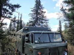 ГАЗ 66. Продам ГАЗ66 КУНГ(Будка), 4 250куб. см., 2 500кг., 4x4