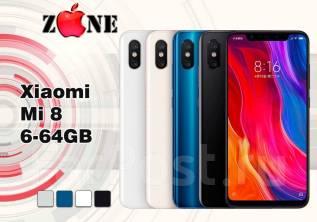 Xiaomi Mi8. Новый, 64 Гб, 3G, 4G LTE, NFC