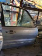 Дверь передняя правая Mitsubishi Pajero 4 V93W V97W V98W цвет серый