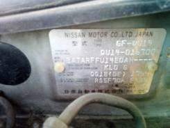МКПП Nissan Bluebird 1999г. в.