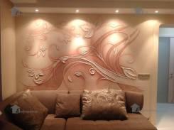 Роспись стен, потолков и лепнины.