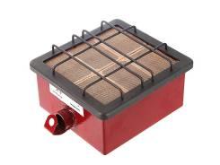 Автономный газовый обогреватель инфракрасного излучения 2,3 кВт