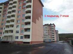 2-комнатная, улица Нейбута 141. 64, 71 микрорайоны, частное лицо, 52кв.м. Дом снаружи