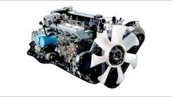 Двигатель в сборе. Nissan Safari, WRY60, WRGY60, VRGY60, VRY60 Nissan Patrol, Y60 Двигатели: TD42T, TD42