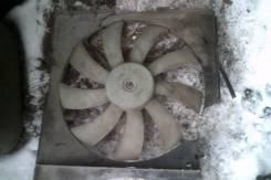 Мотор вентилятора охлаждения. Mitsubishi Galant, DJ1A