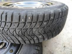 """Колеса Michelin R16 шип. 6.0x16"""" 5x114.30 ЦО 64,1мм."""